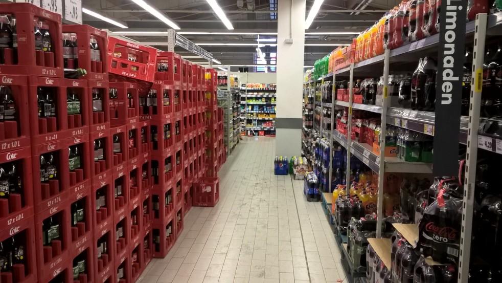 Coca Cola krankmachender Zucker