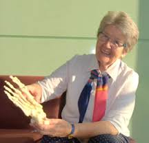 Hanne Marquardt Knieschmerzen