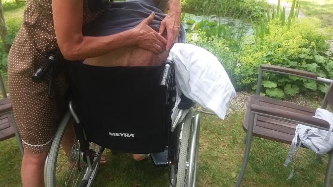 Senioren Praxis außer Haus